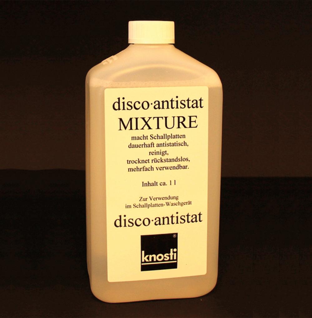 Tonar Knosti Disco Antistat mixture vinyl cleaning fluid