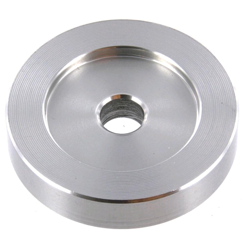 Tonar 45 RPM adapter aluminum