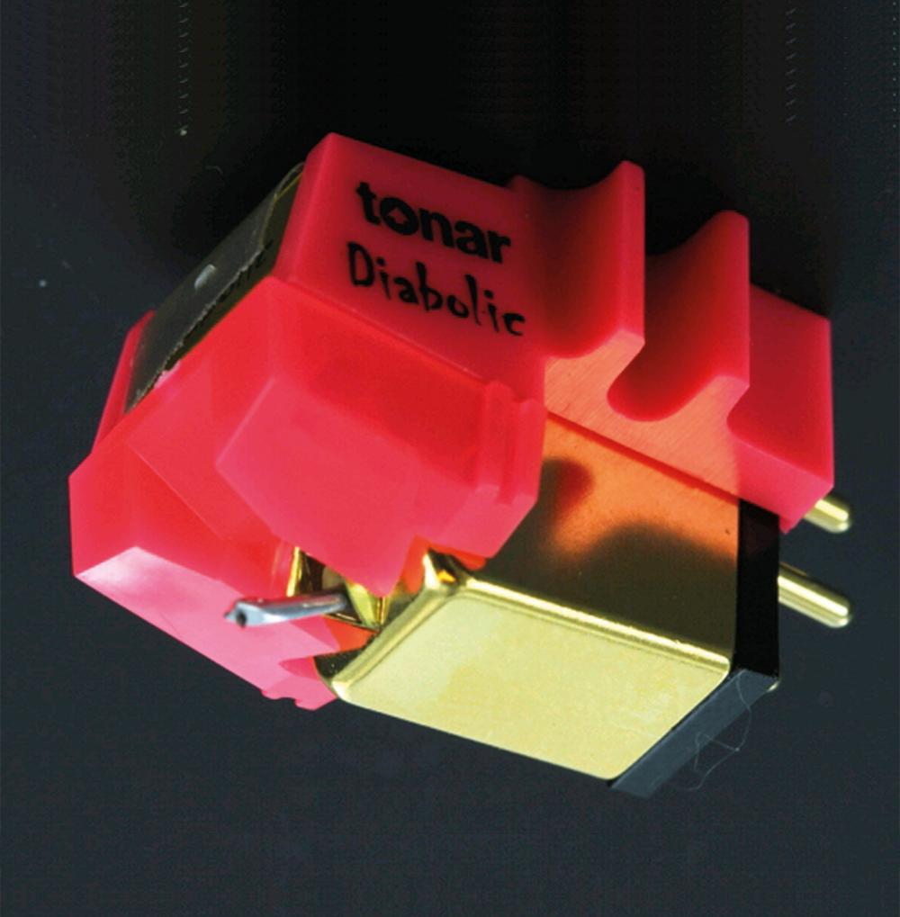 Tonar Diabolic E DJ cartridge